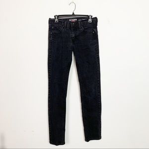 Denizen from Levi's Skinny Fit Black Jeans Size 29